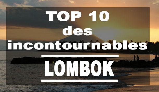 TOP 10 des incontournables à Lombok