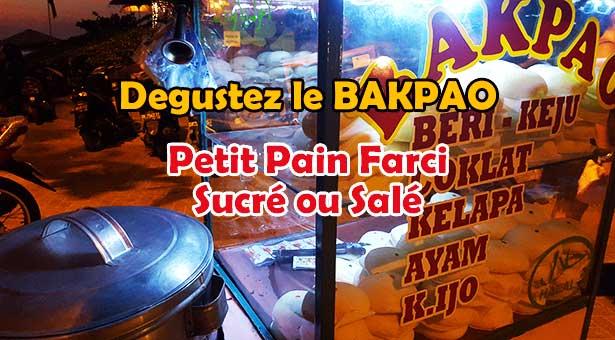 Découvrez le Bakpao Petit Pain Chinois Farci à la Sauce Indonésienne