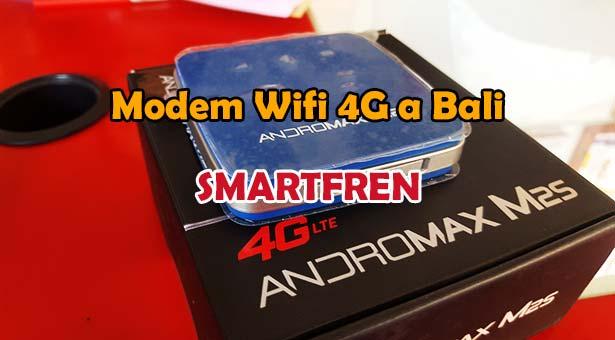 Modem Wifi 4G à Bali pour vos ordinateurs et gadgets