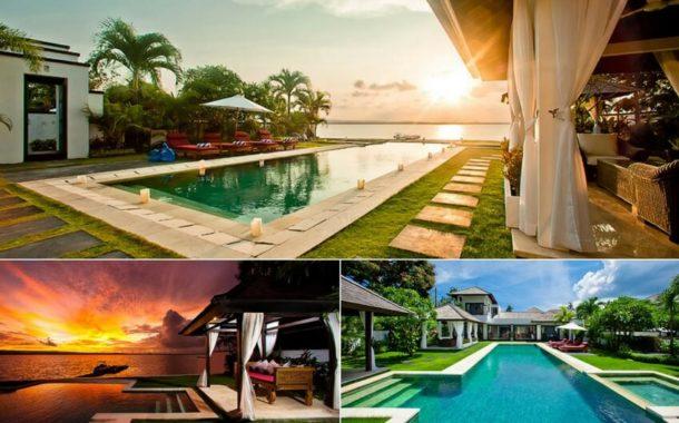 Découvrez 10 villas de charme avec du personnel de maison