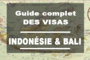 Guide Complet pour votre Visa à Bali et en Indonésie